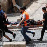 Ataque a Jerusalén, heridos y fallecidos