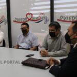 """Primera reunión del """"Equipo Técnico de Transición"""" de la Municipalidad de Coronel Oviedo"""