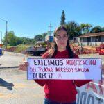 Pobladores de Blas Garay esperaran la firma del acta de compromiso